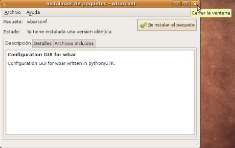 Segundo screenshot