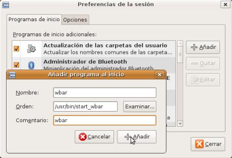 Octavo screenshot
