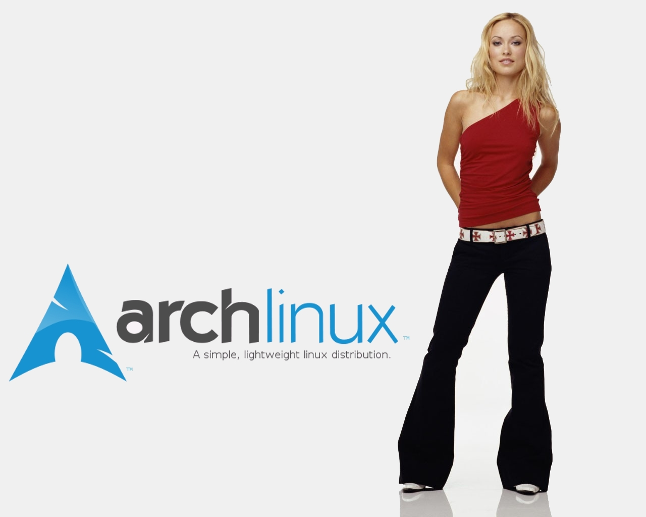 chicas linux